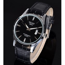Men Waterproof Calendar Luxury Sport Analog