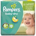 Pampers Baby Dry No 6+ (16+kg) 30τμχ
