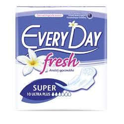 Every Day Fresh Ultra Plus Super 10τμχ