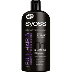 Σαμπουάν Syoss Full Hair 750ml