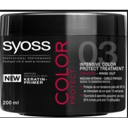 Syoss Μάσκα Μαλλιών Color 200ml