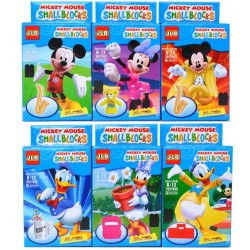 Mickey Mouse Small Blocks Minifigures