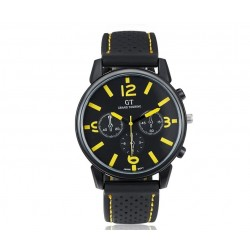 hot sell good quality Men's Steel belt Fashion style Watch New hot Men's business promotional gifts wristwatch