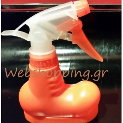 Light Pink Trigger Head Shoe Shape Sprayer Spray Bottle