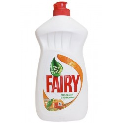 Fairy Υγρό Clean & Fresh Citrus 900ml