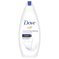 Dove Αφρόλουτρο Deeply Nourishing 500ml